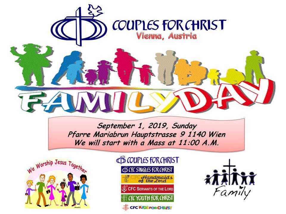 Family Day @ Pfarre Mariabrunn